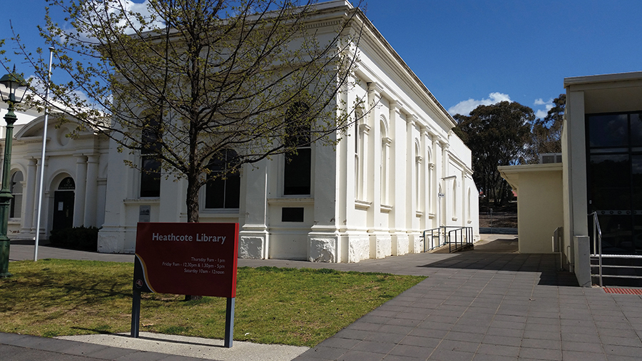 Heathcote Library