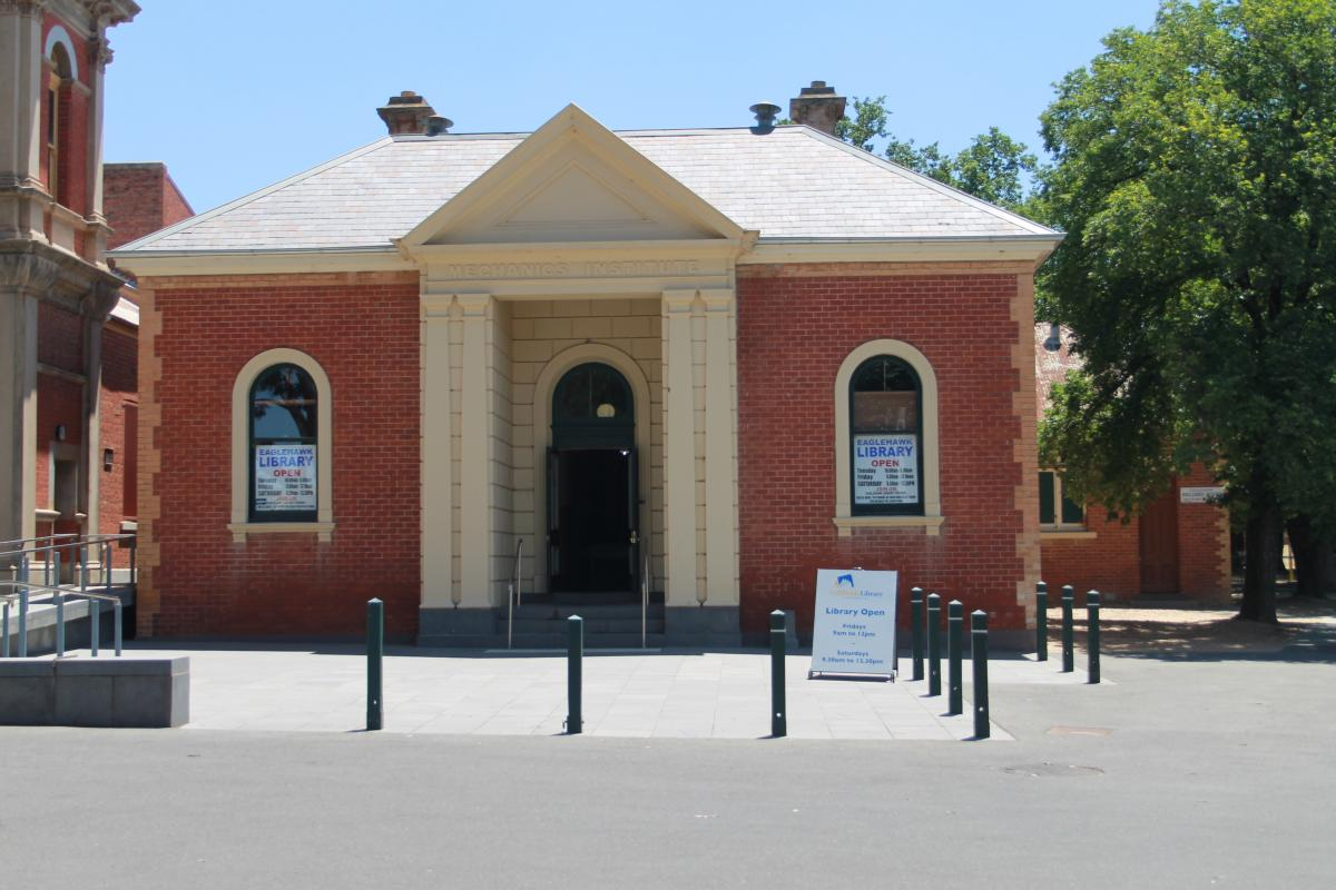 Eaglehawk Library