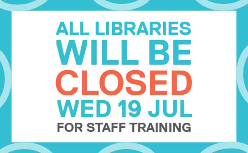 PD Day closure - 19 July