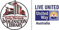 Dolly Parton's Imagination Library | United Way Australia