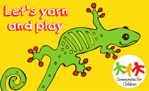 Communities for Children - Let's yarn and play